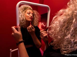 CurlySmile